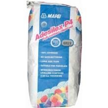MAPEI ADESILEX P10 cementové lepidlo 25kg, rychletvrdnoucí, samosmáčivé, šedá