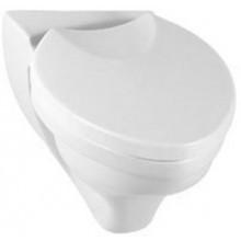 WC závěsné Villeroy & Boch odpad vodorovný Oblic  star white ceramicplus