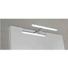 JIKA CLEAR GEMMA 280 osvětlení 280x90x50mm, nad zrcadlo, kov