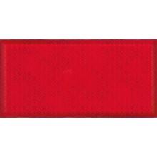 RAKO 1883 obklad 20x40cm, červená
