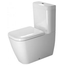 WC kombinované Duravit odpad vario Happy D.2 36,5x63 cm bílá