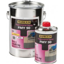MUREXIN EPOXY FMY 90 malta spárovací 5,65kg, dvousložková, vodotěsná, složka A, bílá