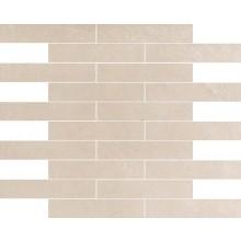 NAXOS CRYSTAL mozaika 30x30cm, muretto ecrú