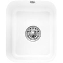 Dřez keramický Villeroy & Boch jednoduchý Cisterna 45 43,5x37x20 cm bílá alpin ceramicplus