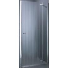 Zástěna sprchová dveře Roltechnik sklo SDN 1/800N-03-13 cl. 1/800-pravá chrom/sklo chinchila +cl.