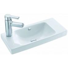 KOHLER REACH klasické umývátko 500x220mm bez otvoru, white 18556W-00