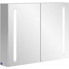VILLEROY & BOCH MY VIEW 14 zrcadlová skříňka 1000x173x750mm, s osvětlením