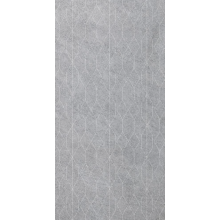 REFIN GRECALE dekor 75x150cm acciaio kite