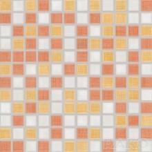 RAKO SAMBA mozaika 30x30cm, lepená na síťce, vícebarevná