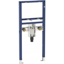 GEBERIT DUOFIX předstěnový modul pro umyvadlo 50x112cm pro bezbariérové stavby, 111.480.00.1