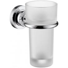 AXOR CITTERIO sklenička na ústní hygienu chrom 41734000