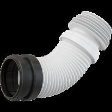 CONCEPT koleno odpadu DN90/110 flexi, polyethylen