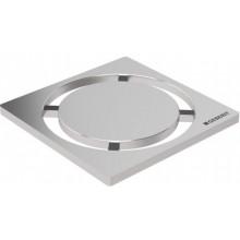 GEBERIT mřížka 7,1x0,4x7,1cm, pro sprchový odtok, design kruh