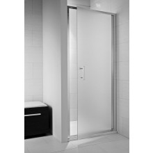 JIKA CUBITO PURE sprchové dveře 800x1950mm jednokřídlé, pivotové, transparentní