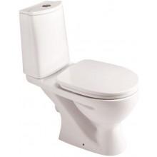 WC kombinované Ideal Standard odpad vodorovný Eurovit smontovaný 35x65,5x77,5cm bílá