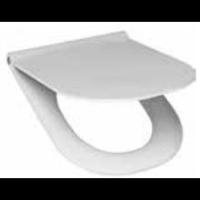 JIKA MIO klozetové sedátko s poklopem, duroplastové, s nerez úchyty, bílá 8.9171.0.000.063.1