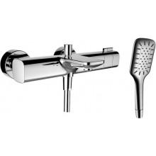 LAUFEN CITYPLUS sprchový set DN15, vanová, termostatická, nástěnná, chrom