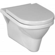 WC závěsné Laufen odpad vodorovný Living  bílá+wondergliss