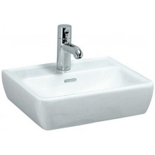 LAUFEN PRO A umývátko 450x340mm bez otvoru, bílá 8.1195.1.000.109.1