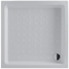 JIKA RAVENNA keramická sprchová vanička 900x900x110mm čtvercová, bílá