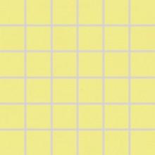 RAKO TENDENCE mozaika 30x30cm, lepená na síťce, zelená