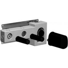 DORNBRACHT SYMETRICS XTOOL termostatický modul 353x186x167mm, se 2 ventily, mosaz