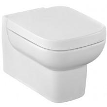 Sedátko WC Kohler duraplastové s kov. panty Replay  White