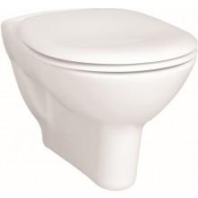 WC závěsné - odpad vodorovný Concept 100 mělké splachování  bílá alpin