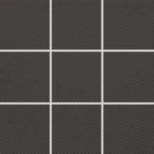 RAKO COLOR TWO mozaika 30x30cm, lepená na síťce, tmavě šedá
