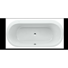 Vana plastová Laufen - Solutions vestavná verze 190x90 cm bílá