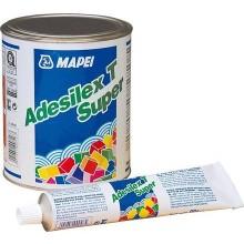 MAPEI ADESILEX T SUPER kvalitní lepidlo 1kg, transparentní červená