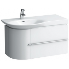 LAUFEN CASE skříňka pod umyvadlo 840x375x450mm 1 zásuvka, bílá 4.0153.1.075.463.1