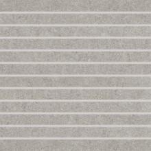 Dlažba Rako Rock Pruhy 30x30 cm sv.šedá