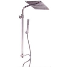 RAV SLEZÁK LOIRA sprchový set s hlavovou a ruční sprchou, chrom SK5000