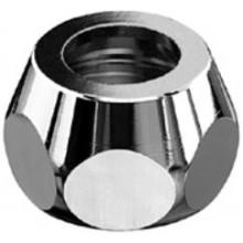 SCHELL stlačovací šroubení DN15, komplet, chrom