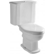 VITRA ARIA WC mísa 355x700x390mm, vodorovný odpad, bílá