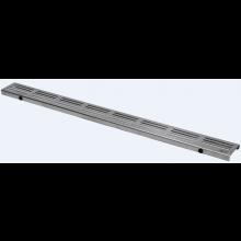 CONCEPT 50 STRIPE designový rošt 885mm, nerez ocel