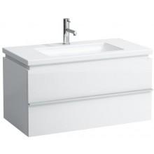 LAUFEN CASE skříňka pod umyvadlo 893x476x456mm, se zásuvkou, bílá