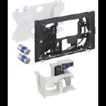 GEBERIT ovládání WC s elektronickým ovládáním splachování 3VDC, napájení z baterie, 2 množství splachování, pro radiové tlačítko