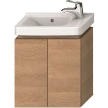 JIKA CUBITO-N skříňka pod umývátko 440x241x480mm, s 2 dveřmi, dub