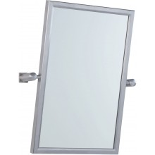 GOZ METAL REHA zrcadlo výklopné 400x600mm, nerez-brus