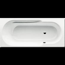 KALDEWEI RONDO 700 vana 1700x750x440mm, ocelová, obdélníková, bílá Perl Effekt