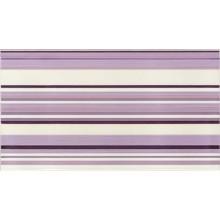 NAXOS CRYSTAL dekor 25x45cm, fascia easy prugna 68362