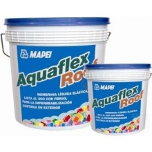 MAPEI AQUAFLEX ROOF tekutá membrána 20kg, pružná, šedá