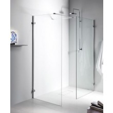 Zástěna sprchová Kolo sklo NEXT Walk-In pevná stěna 500x1950 mm chrom/stříbrná lesklá