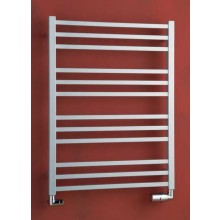 Radiátor koupelnový PMH Avento 600/1210 588 W (75/65C) metalická stříbrná 29/70587