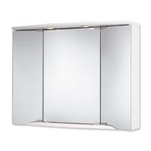 Nábytek zrcadlová skříňka Jokey Yamo 80x62x23 cm bílá