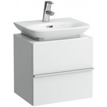 Nábytek skříňka pod umyvadlo Laufen New Case včetně sifonu  bílá