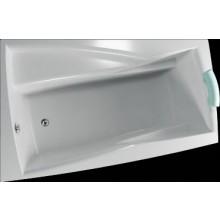 Vana plastová Teiko tvarovaná Ara L 160x105x46cm bílá