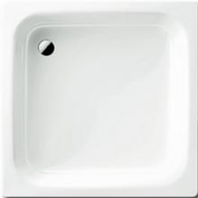 KALDEWEI SANIDUSCH 395 sprchová vanička 800x800x140mm, ocelová, čtvercová, bílá Perl Effekt, Antislip